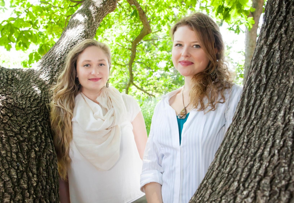 Dr. Emily Earlenbaugh PhD and Ashley Woodbury