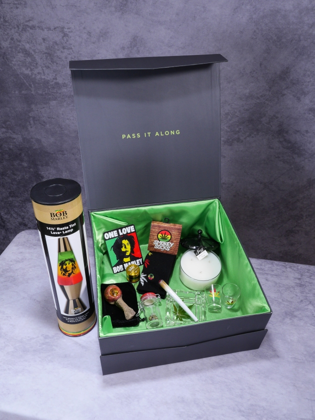 """Rocky Mountain Rasta,"" Mary Jane Gift Boxes, 2016©Barry Staver, barrystaver.com"